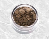 GOLDEN BROWN Eyeliner Mineral Eye shadow liner shimmer mica eyeshadow  powder Mineral Makeup Cosmetics Sifter TiaraLx Minerals