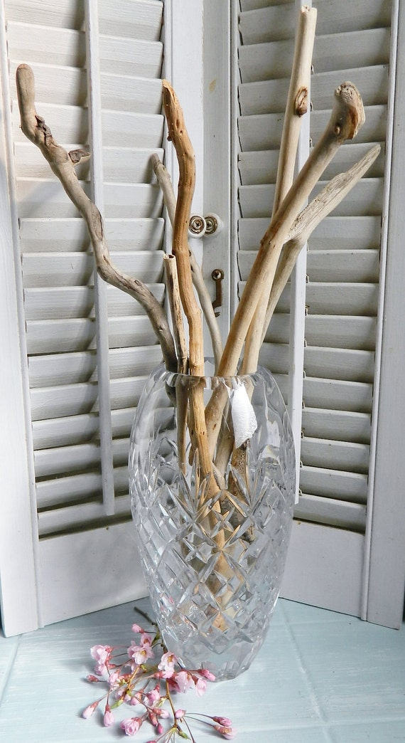 Gorgeous Natural Driftwood Branches Make Your Own Beach House Centerpiece B-7