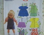 uncut ...Simplicity 7688 ... dated 1997