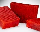 Cinnamon Red Hots  - Olive Oil Spa Soap
