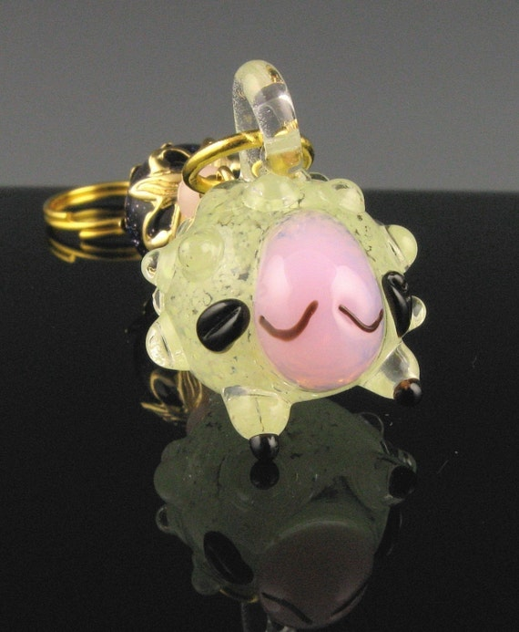 Stitch Marker Lulu The Sheep Knitting Crochet