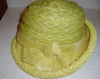 Ladies Vintage Hat