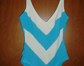 Vintage Bathing Suit by ROBBY LEN