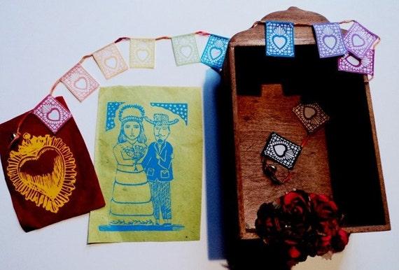 Amor Eterno Mexican shrine kit