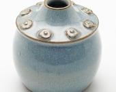 Pale Blue Bud Vase