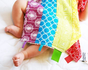 Rainbow Love-y - Montessori Baby Sensory Toy