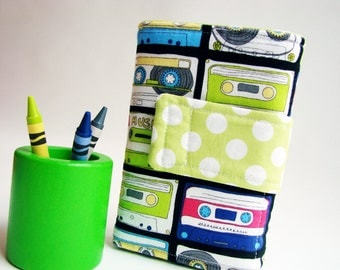 A Track - Crayon Wallet - Montessori Art Supply Materials for Self Guided Art