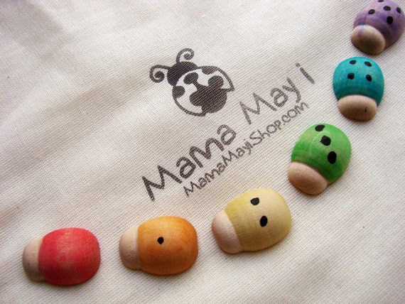 NEW PRODUCT - Just Lady Bugs