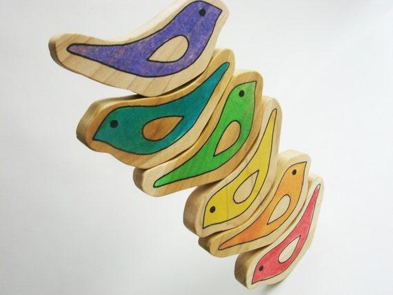 Balance Birds