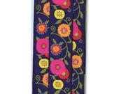 Ribbon - Purple Flower - 1 1/2 yards - Renaissance Ribbons