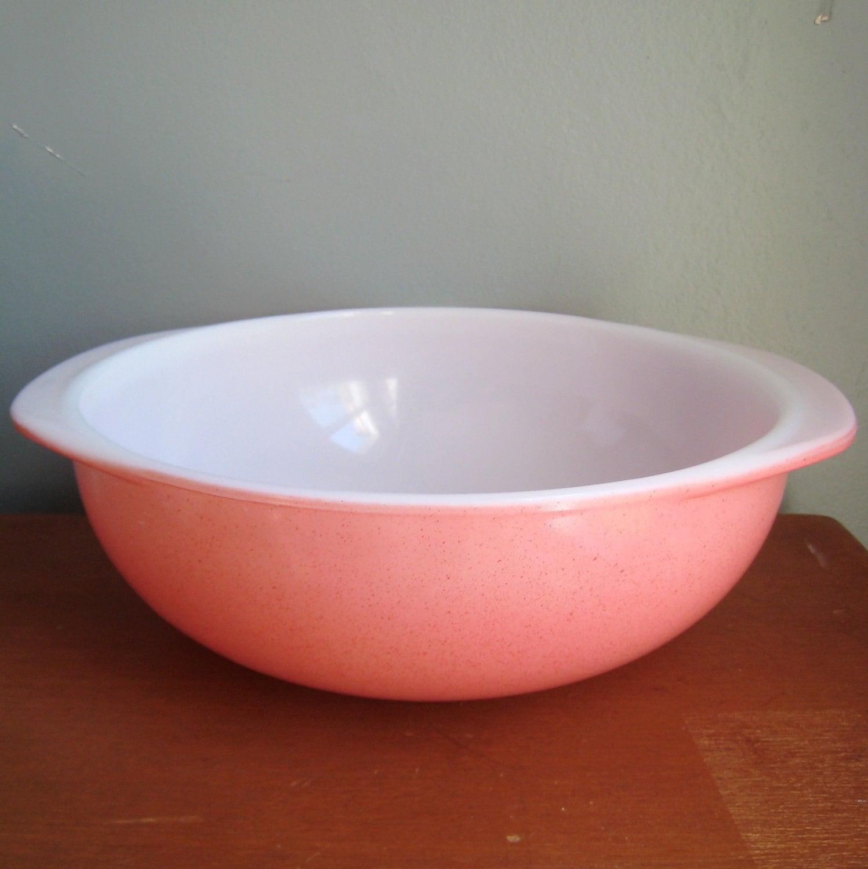 Pink Pyrex Desert Dawn Casserole Dish 2 Quart 024