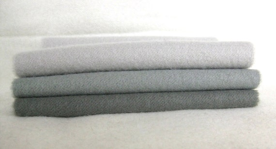 Felted Wool Fabric Perfect for Rug Hooking and Applique Number 2597
