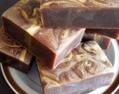 Banana Nut Bread Handmade Soap