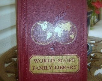 World Scope Family Library Complete Works of William Shakespeare 1951
