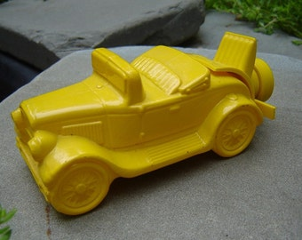 Yellow Yellow Avon Car