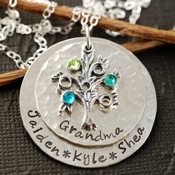 Jewelry Family Tree