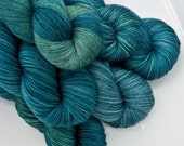 PRE-ORDER July Phat Fiber Colorway - S'marvelous Lace - The Mermaid's Tale