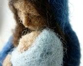 Nativity, 9 Piece Felted Wool Nativity Set