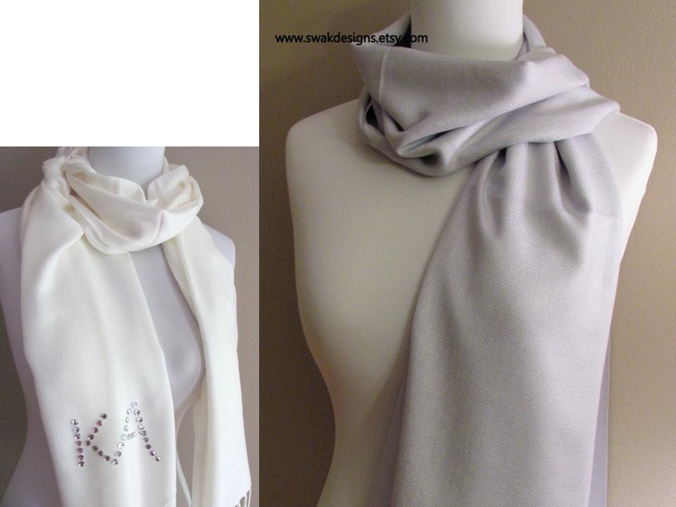pashmina scarf wedding pashmina wedding shawl bridesmaid gift