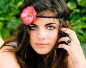 dainty flower headbands