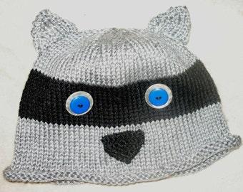 Rowdy Raccoon Adult set