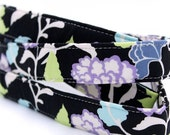 Leash....Midnight Garden....Made To Order in Your Choice of Size
