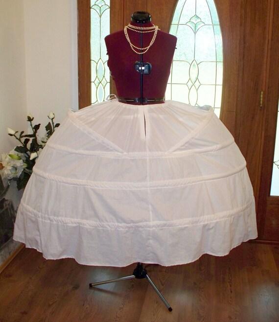 Marie Antoinette Dress Gown Costume Panniers