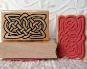 Celtic Tri's rubber stamp from oldislandstamps
