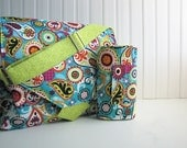 Large Custom Diaper Bag With Changing Pad & Removable Wet Bag - Stroller Straps, Pockets, Easy Access Wipes Pocket - Made to Order