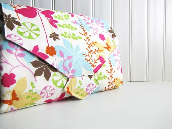 All-in-1 Diaper Clutch - Custom - Made to Order - PRIORITY