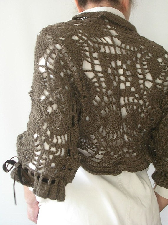 Lacey Brown Shrug