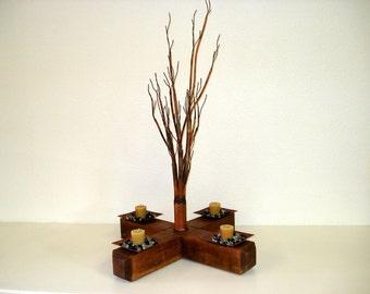 ON SALE!!!! Copper Tree Centerpiece