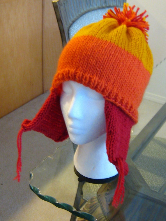 Knitting Pattern For Jayne s Hat Firefly : Jayne Cobb Firefly Sci-fi Geek Knit Hat Teenage/Adult Sizes