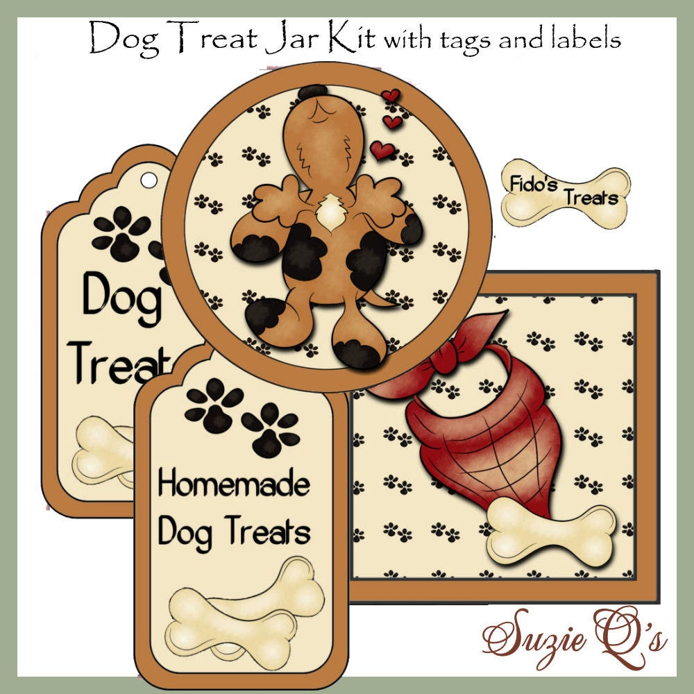 Make Own Dog Treats