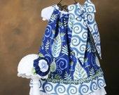 Pillowcase Dress, Pillowcase Dress Pattern, Dress Pattern: Big Bow Pattern, Sewing PDF Pillowcase Dress Pattern Sizes 6 months-14 Child