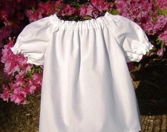 Petticoat, Under Slip, Blouse, Peasant Dress, Dress Pattern, Petticoat Pattern, Slip, PDF Sewing Pattern, Children Clothing Sizes 12M-6C