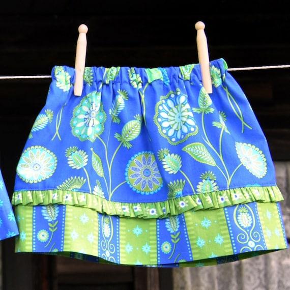 Skirt Pattern , Toddler Girl Skirt Pattern, Easy PDF Sewing Patterns, PDF Skirt Pattern, Easy Sewing Pattern, Sew Sassy Clothing
