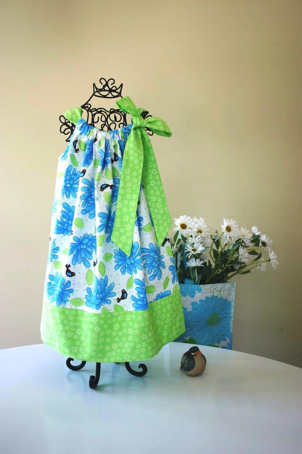 Sew Easy Girl S Pillowcase Dress Pattern Dress Pattern