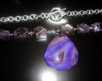 Amethysts, the Greek word for sober.