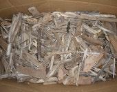 DW-3 HUGE Lot Of Natural Freshwater Driftwood Bulk Wholesale Lot