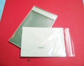 100 3  x 5  Clear Resealable Cello Bag For Food And  Merchandise Display