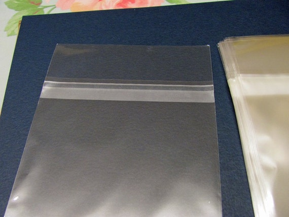 50 4 15/16 x 6 9/16 A6 card /w envelope - Protect