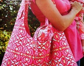 Nappy Bag (Diaper Bag) Pattern by Amy Butler, FREE SHIPPING with any other purchase