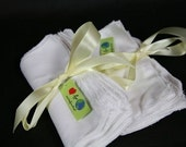 16 Lunchbox Napkins XS reusable eco friendly alternative UNpaper towel