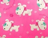 Medium PINK puppy pee pad reusable housebreaking eco friendly