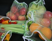 Corded Mint full 7 set Reusable produce bags ECO must have