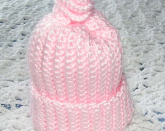 Light pink cap