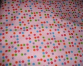 Handmade 30 X 20 Flannel Cage Liner with Terrycloth for Hedgehog, Guinea Pig