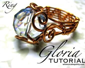 Gloria Ring Tutorial