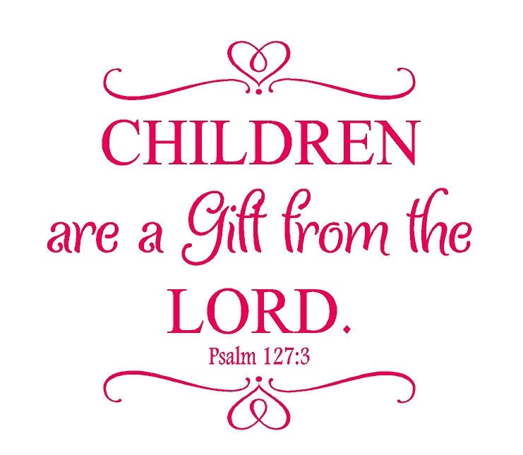 children are a gift from god essay